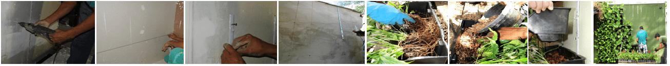 montagem jardim vertical canguru