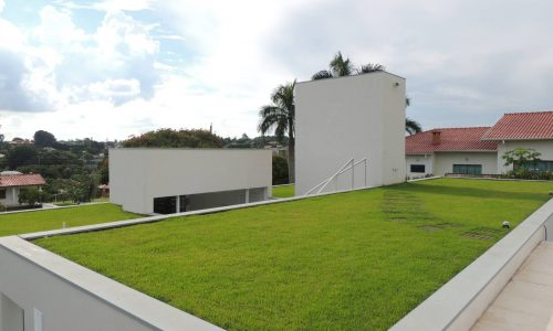 Telhado Verde Laminar Alto - Cisterna Ecológica - galeria 1