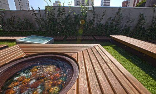 Telhado Verde Laminar Alto - Cisterna Ecológica - galeria 4