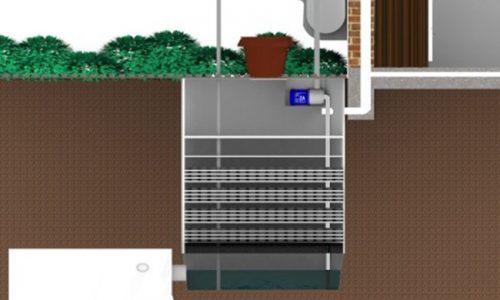 Sistema de Esgoto Residencial Biológico com Vermifiltro