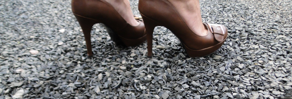 With Gravel