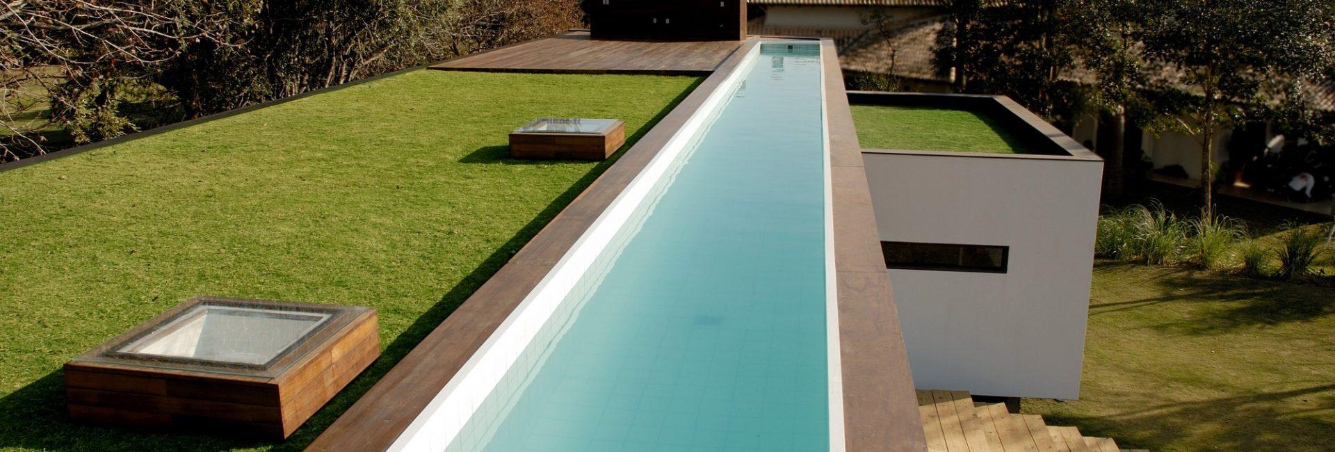 telhado verde laminar