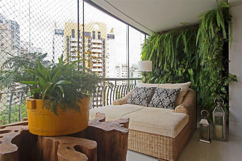 jardim vertical sacada:Jardim Vertical Canguru