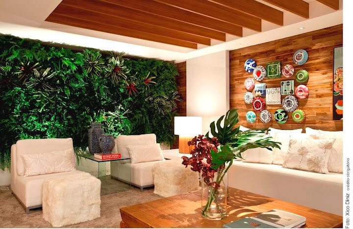 ideias baratas para jardim vertical:Como Fazer Um Jardim Vertical Rac Arquitetura Pictures to pin on