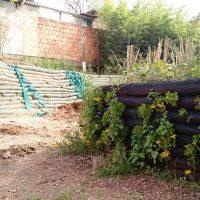 muro de arrimo vegetado