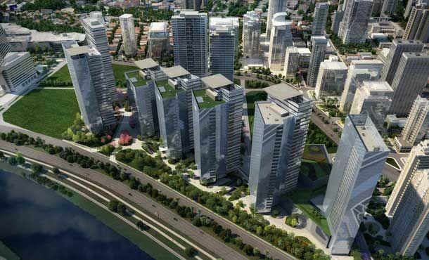 Parque da Cidade estrutura biofilica