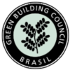geen building council brasil logo