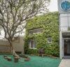 jardim-vertical-ecotelhado-Escola Panamericana