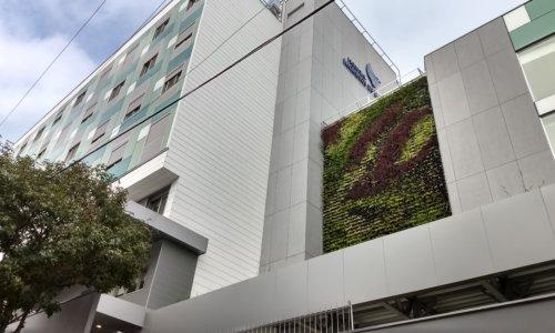 jardim-vertical-ecotelhado-Moinhos de Vento