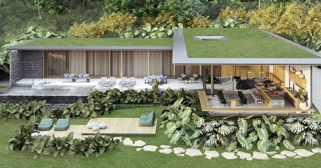 casa-com-telhado-verde-biofilia-na-arquitetura