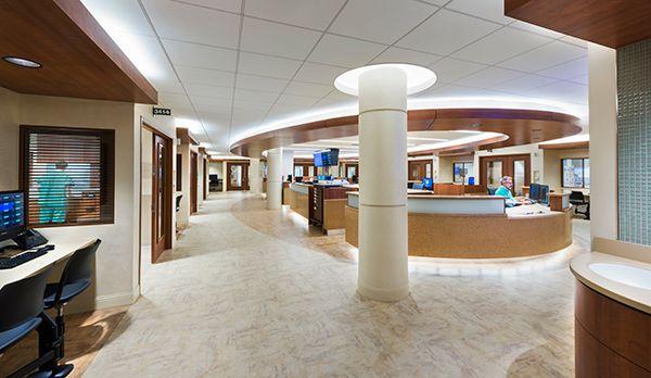imagem de neuroarquitetura em hospital