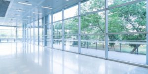 sala projetada conforme neuroarquitetura hospitalar